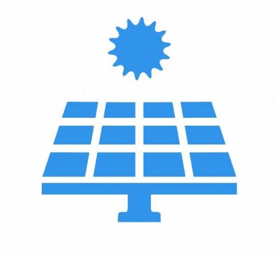 Solcellebatterier